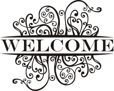 Welcome-Sign